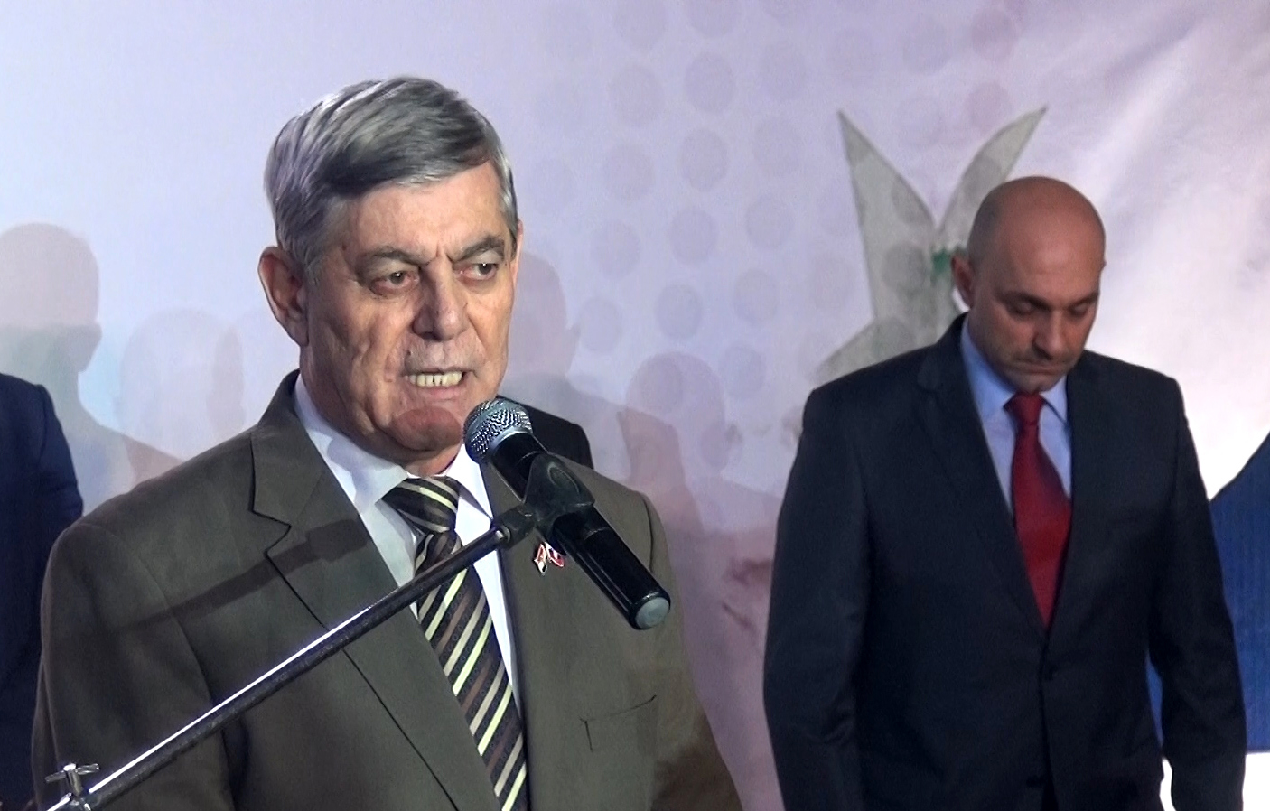 The President of the Syrian General Sports Federation, Muwafaq Jomaa - 30 January 2018 (SANA)