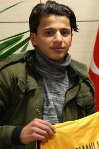 Bahjat al-Nayef Player
