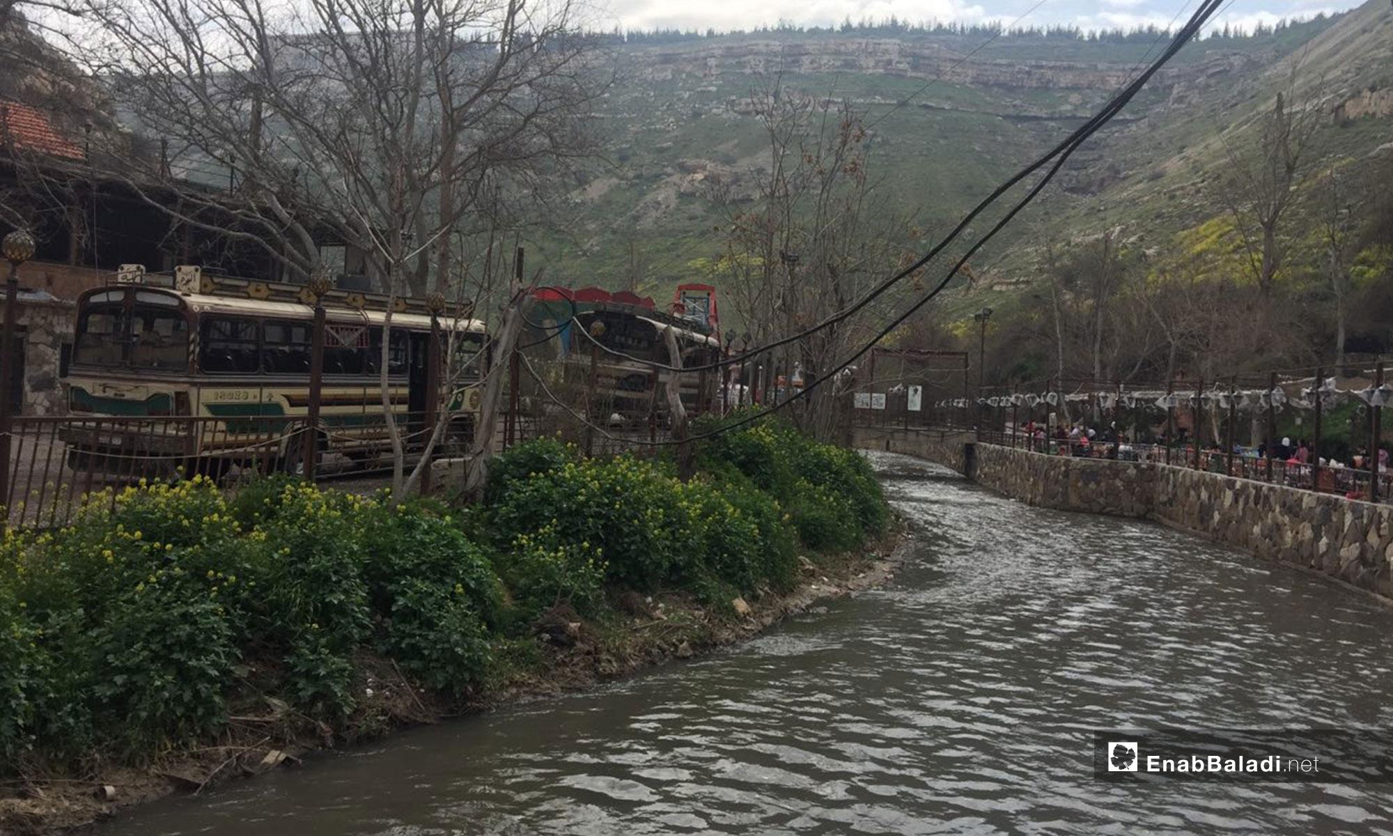 The al-Rabweh area in Damascus – 21 February, 2019 (Enab Baladi)