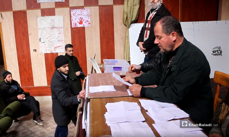 Elections of the Constituent Council of the Teachers' Union in Idlib - 31 January 2019