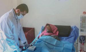 Dialysis Center in the City of Idlib – 2017 (Shafaq Organization)