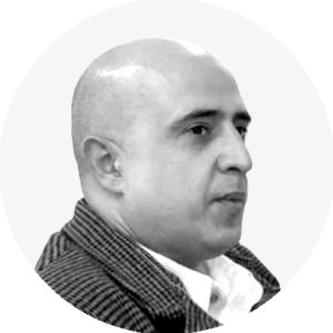 Omar al-Khatib, Syrian writer and journalist