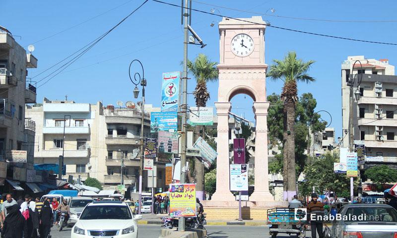 Market dynamics in the city of Idlib – June 6, 2017 (Enab Baladi)