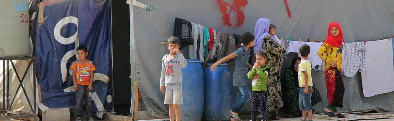 Syrian refugees in Lebanon 2016 (UNHCR)