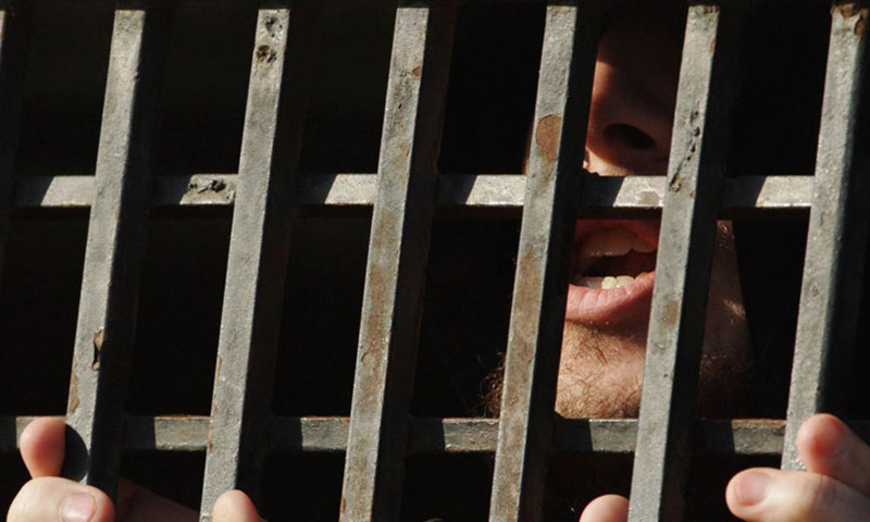 Detained - Expressionist Photo (Sourced online)