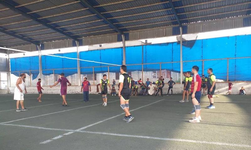 Al-Mahabba Volleyball League - August 13, 2019 (Raqqa Civil Council)