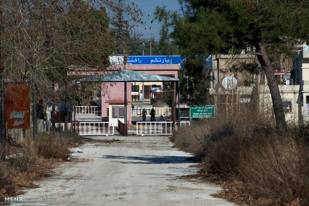 Kesab border crossing with Turkish borders - (Sputnik)