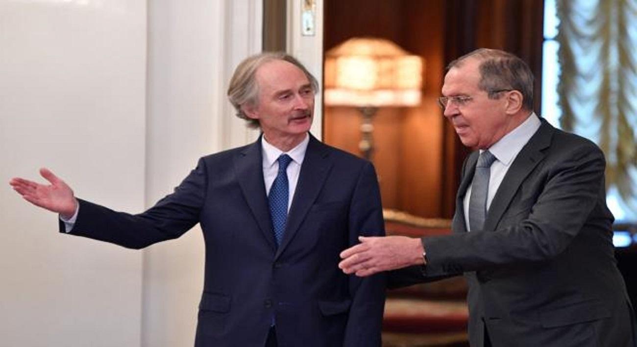 Pedersen and Lavrov