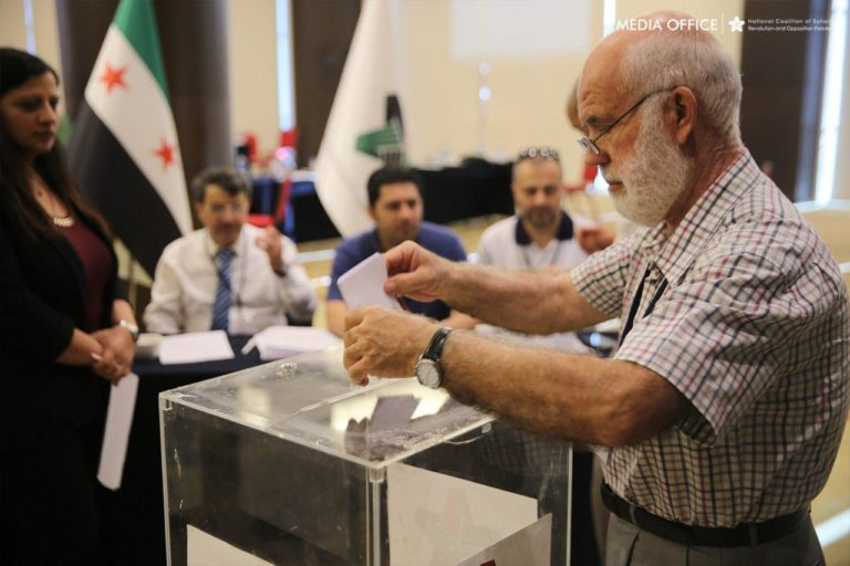 Election of members of the Syrian National Coalition (SNC) - June 30, 2019 (SNC)