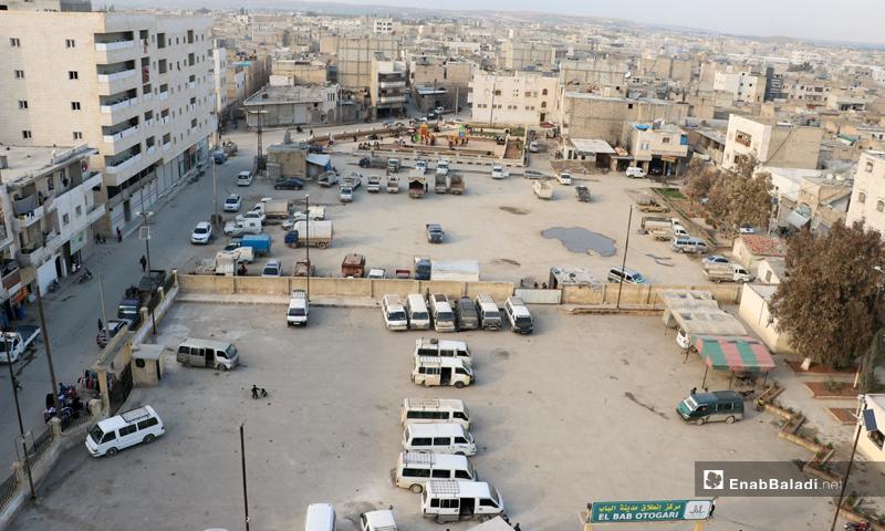 Al-Bab city in the northern countryside of Aleppo - 7 March 2020 (Enab Baladi)