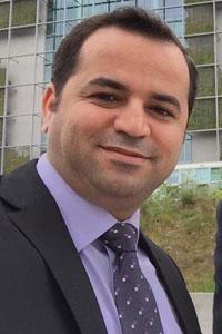 Human rights activist, Bassam al-Ahmad