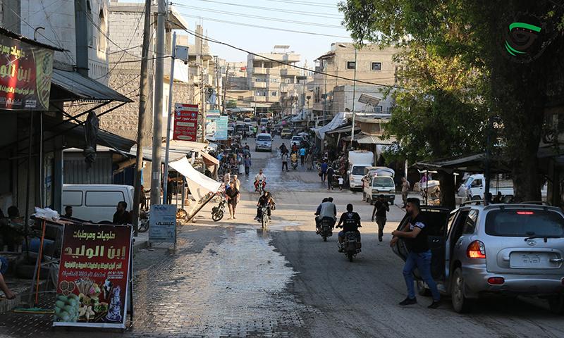 A street in the city of Jarabulus - 2020 ( The Jarabulus Local Council)