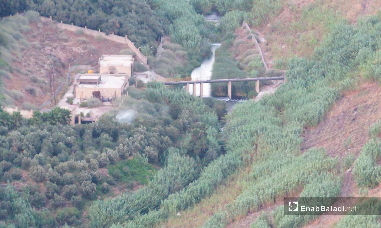 The Yarmouk Valley in western Daraa countryside – 07 August 2020 (Enab Baladi / Halim Mohammad)
