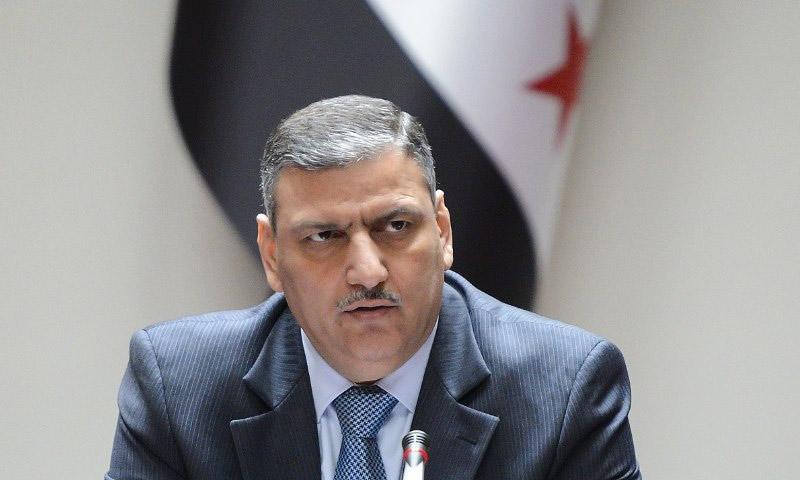 Former Syrian Prime Minister Riyad Hijab (riadhijab.com)