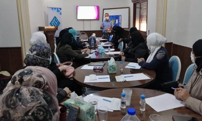 """Entrepreneurship workshop in the """"Mari Center for Research and Studies"""" - (Mari Center for Studies)"""