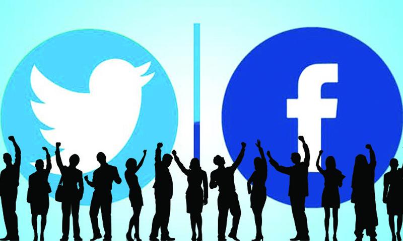 Social media sites (expressive photography)