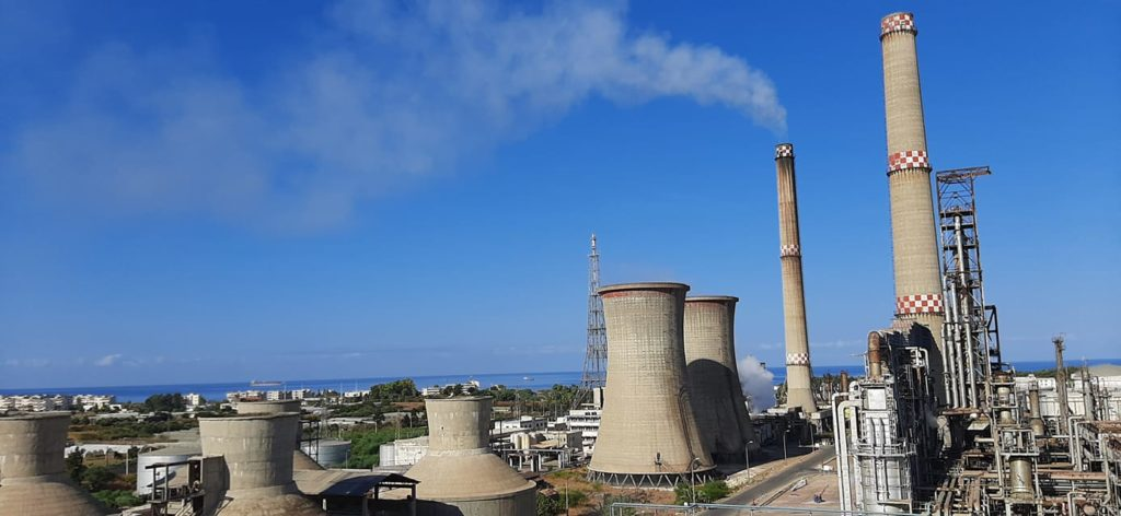 Baniyas Refinery - 11 October 2020 (Baniyas Refinery Company)