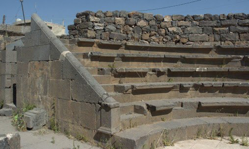 The archaeological village of Si'e waits for its regulatory plan - 12 October 2020 (al-Watan newspaper)