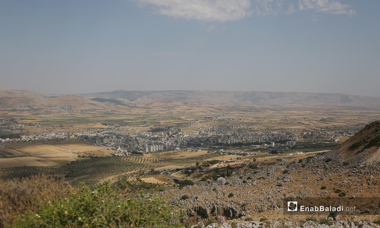 The majority of Christian residents in Jisr al-Shughur left during the war in Syria – July 2020 (Enab Baladi)