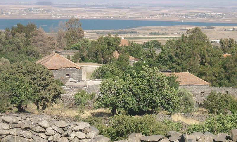 The village of Bariqa in the countryside of Quneitra - 2016 (Enab Baladi)