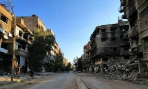 The Yarmouk Camp – (Melody FM)