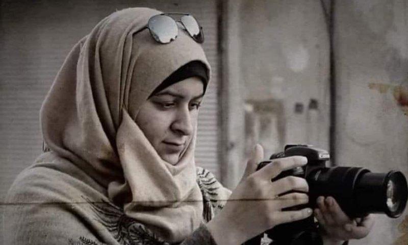 Media activist Nour al-Shilo
