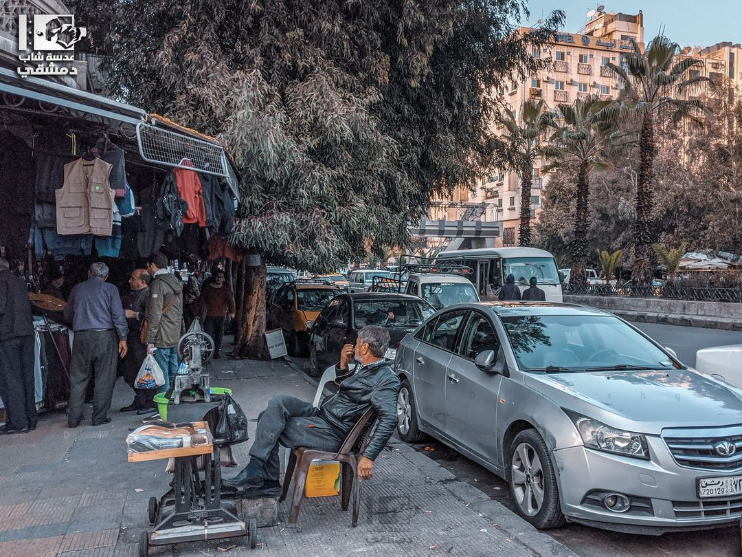 Sanjakdar Market in Damascus city —5 December 2020 (Lens of Young Damascene)