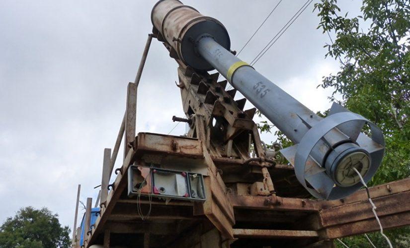 Elephant rocket