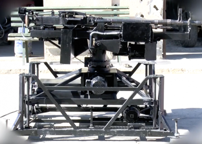 Sham R3 sniper rifle
