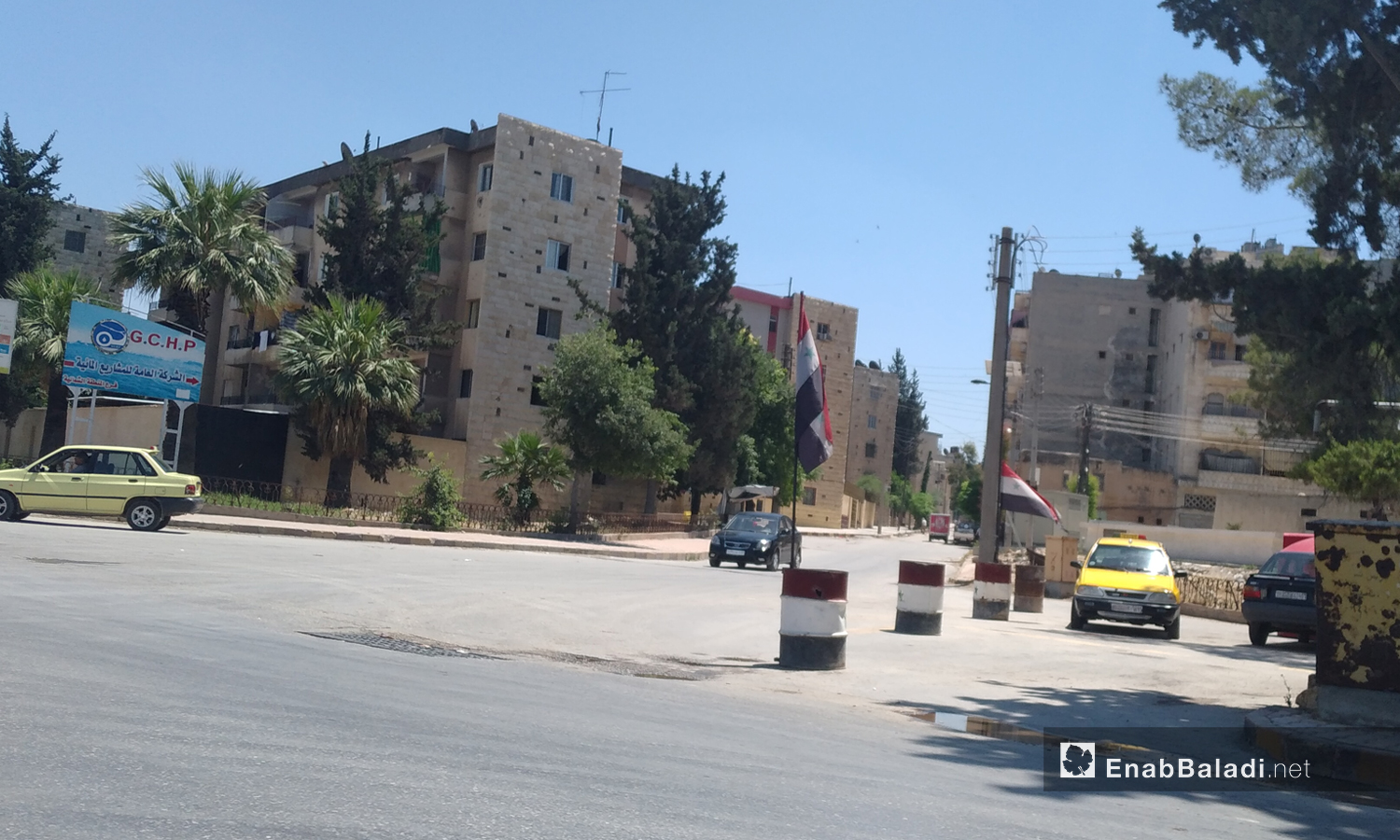 Al-Midan neighborhood in Aleppo city - May 2020 (Enab Baladi)