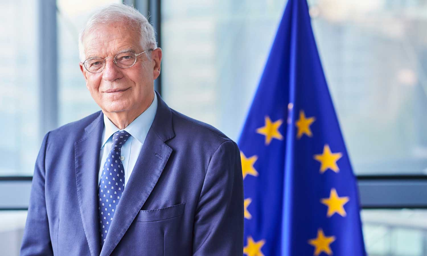 European Union High Representative for Foreign Affairs and Security Policy and the Vice-President of the Commission, Josep Borrell (ec.europa.eu)