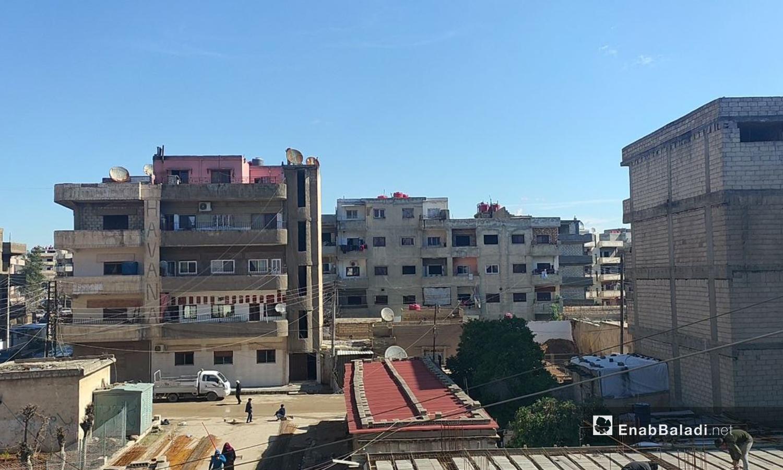 Al-Qamishli city, Shadwan neighborhood - 20 February 2021 (Enab Baladi / Majd al-Salem)