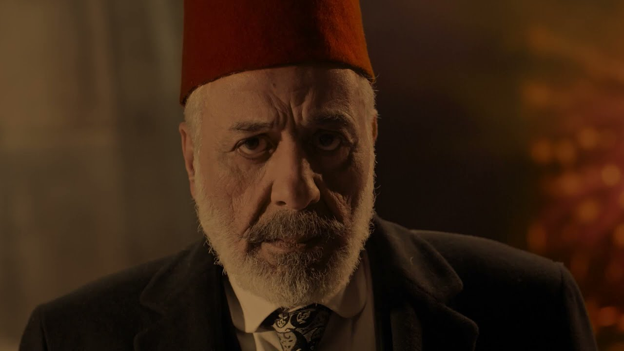 Syrian actor Ayman Zaidan in a shot from the al-Kandoush series— 2021 (Ayman Ziadan's Facebook account)
