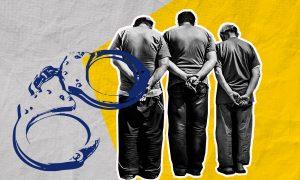 Detainees in the Syrian regime prisons(Enab Baladi)