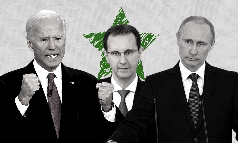 Washington eases sanctions on Syria ahead of Biden-Putin summit in Geneva