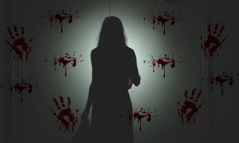 Honour killing (Expressive imagery edited by Enab Baladi)