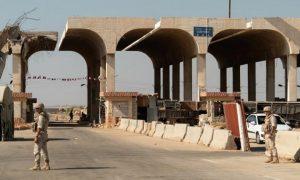 The Syrian-Jordanian borders (AFP)