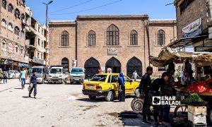 Raqqa Museum sited in al-Mansour Street - 23 August 2021 (Enab Baladi / Hussam al-Omar)