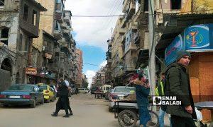 A neighbourhood in the city of Aleppo- 18 July 2021 (Enab Baladi-Saber al-Halabi)