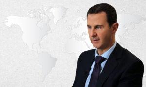 The head of the Syrian regime Bashar al-Assad (edited by Enab Baladi)