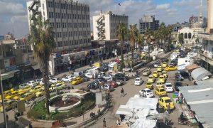 The city center of As-Suwayda - 4 September 2021 (Facebook)